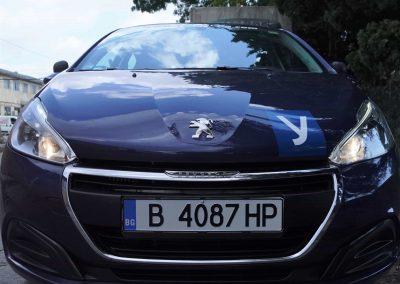 Avtoshkola VOLAN>>Peugeot 208-kategoriya-b